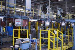 Bradford White, production line controls