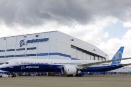 Boeing, aerospace systems installation