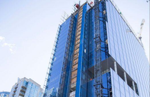Bridgestone Tower, design services partner