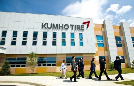 Kumho Tire, building system installation