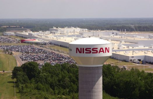 Nissan, Plant Floor Electrical Solutions