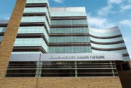 Lemmen Holton Cancer Pavilion healthcare lighting controls