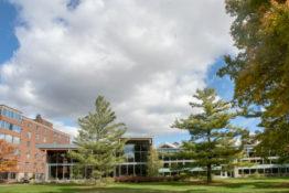 Michigan State University, Case Hall systems installation
