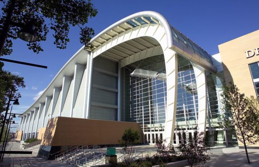DeVos Place Convention Center, electrical service provider