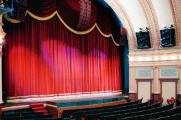 Grand Rapids Civic Theatre, historic building electrical renovation