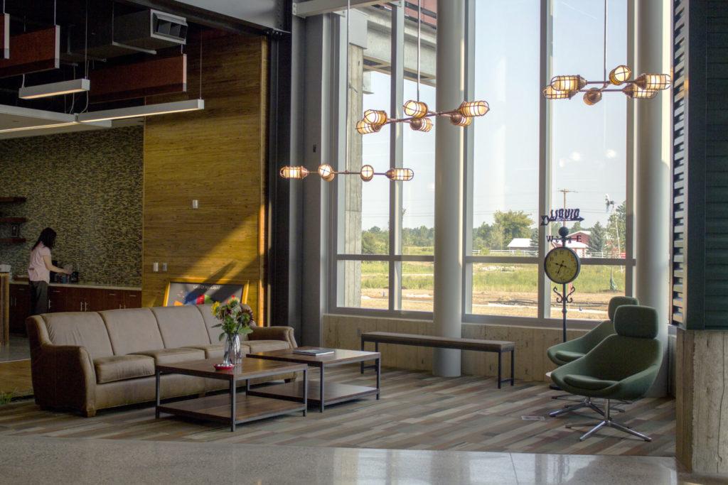 Agro Culture, LEED facility power