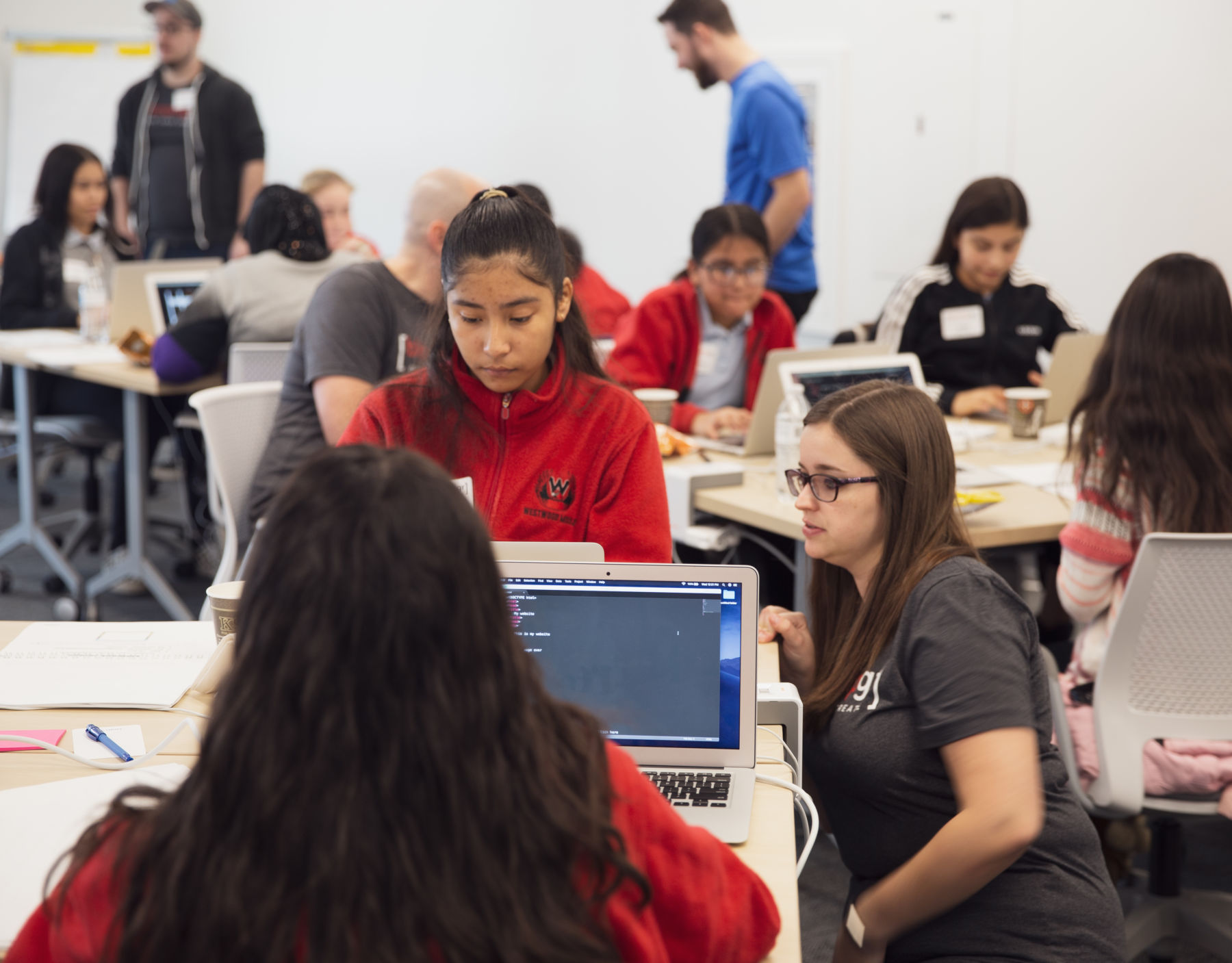 BITcamp Tech company helps next generation of female software engineers