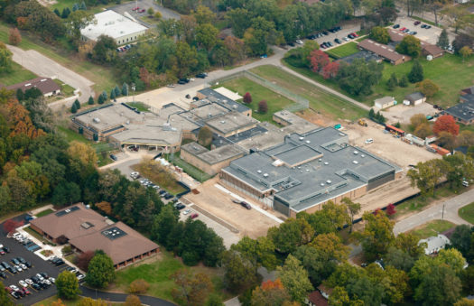 Detention center, design build cost savings