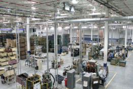 Ridgeview Industries manufacturing systems installation