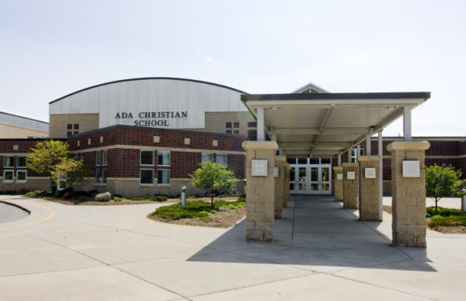 Ada, Michigan, School systems installation
