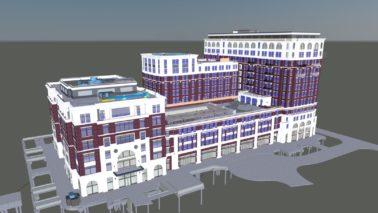 Design Plans, COVID-19 Design Build