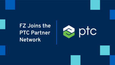 FZ joins the PTC Partner Network and their Industrial IoT solutions
