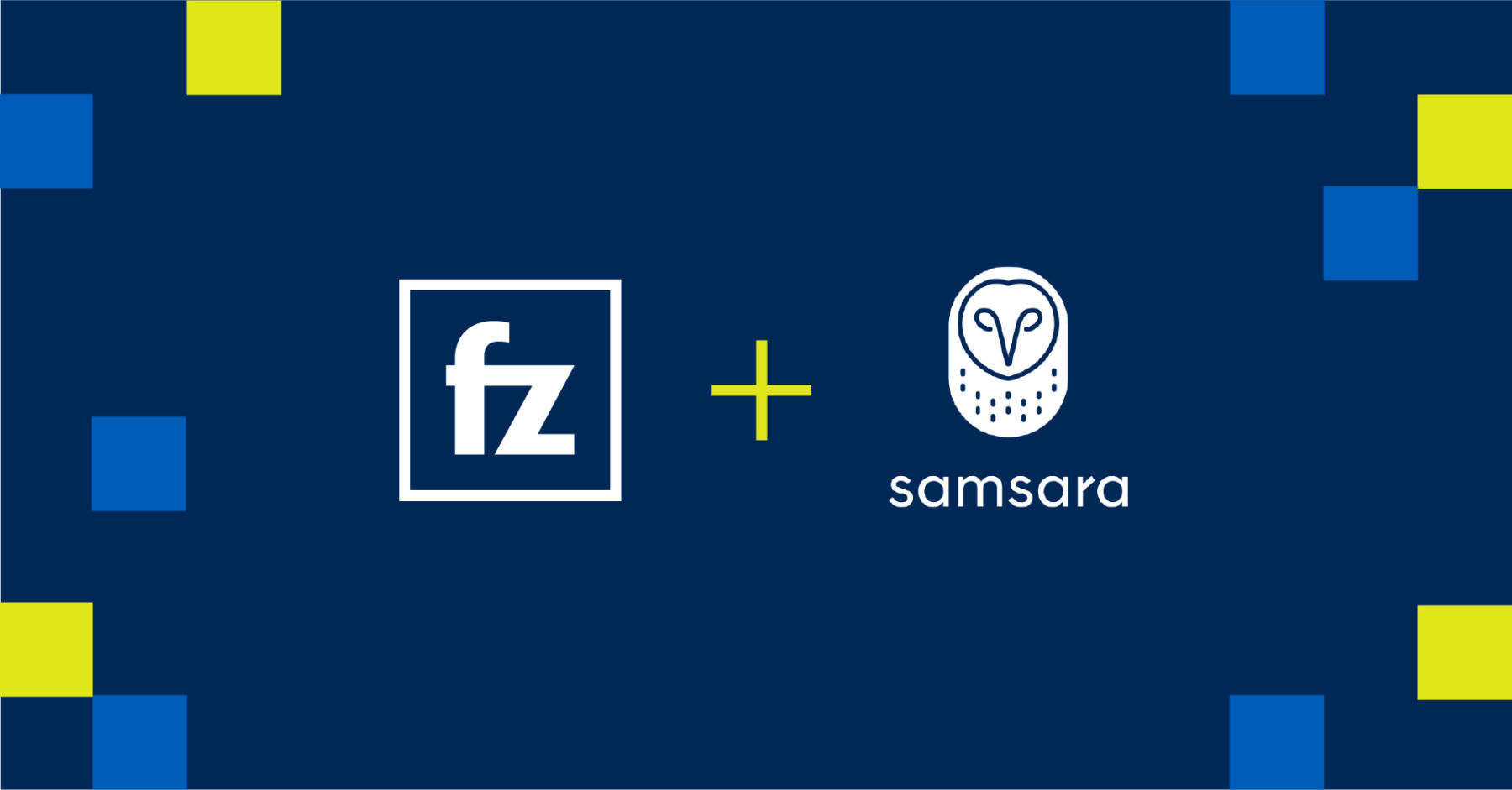 FZ Partners with Samsara and their IoT solutions