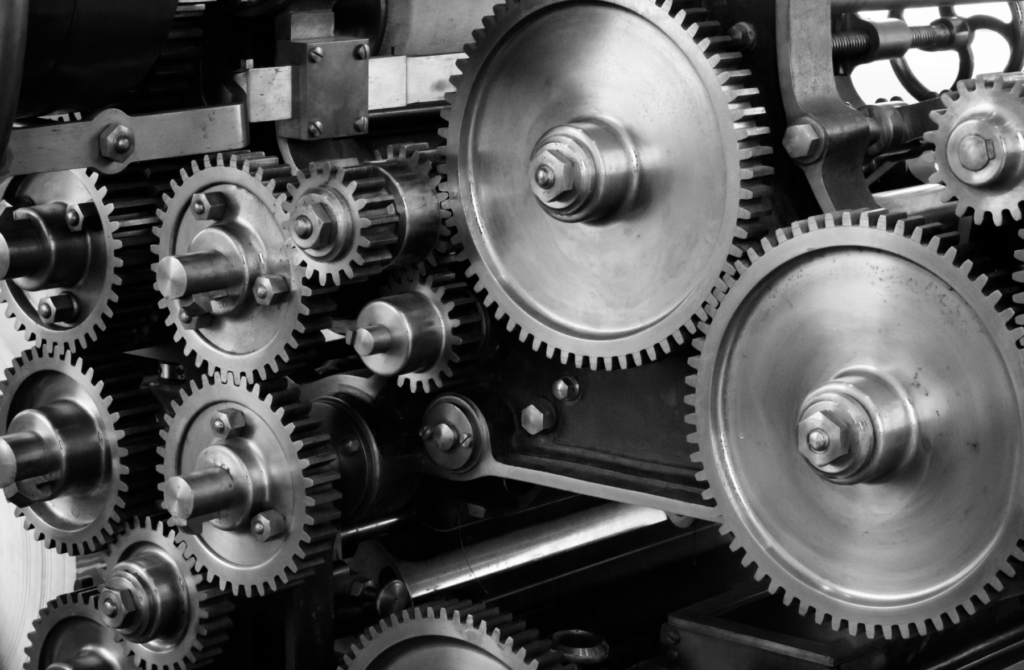 Gears - Continuous Inspection