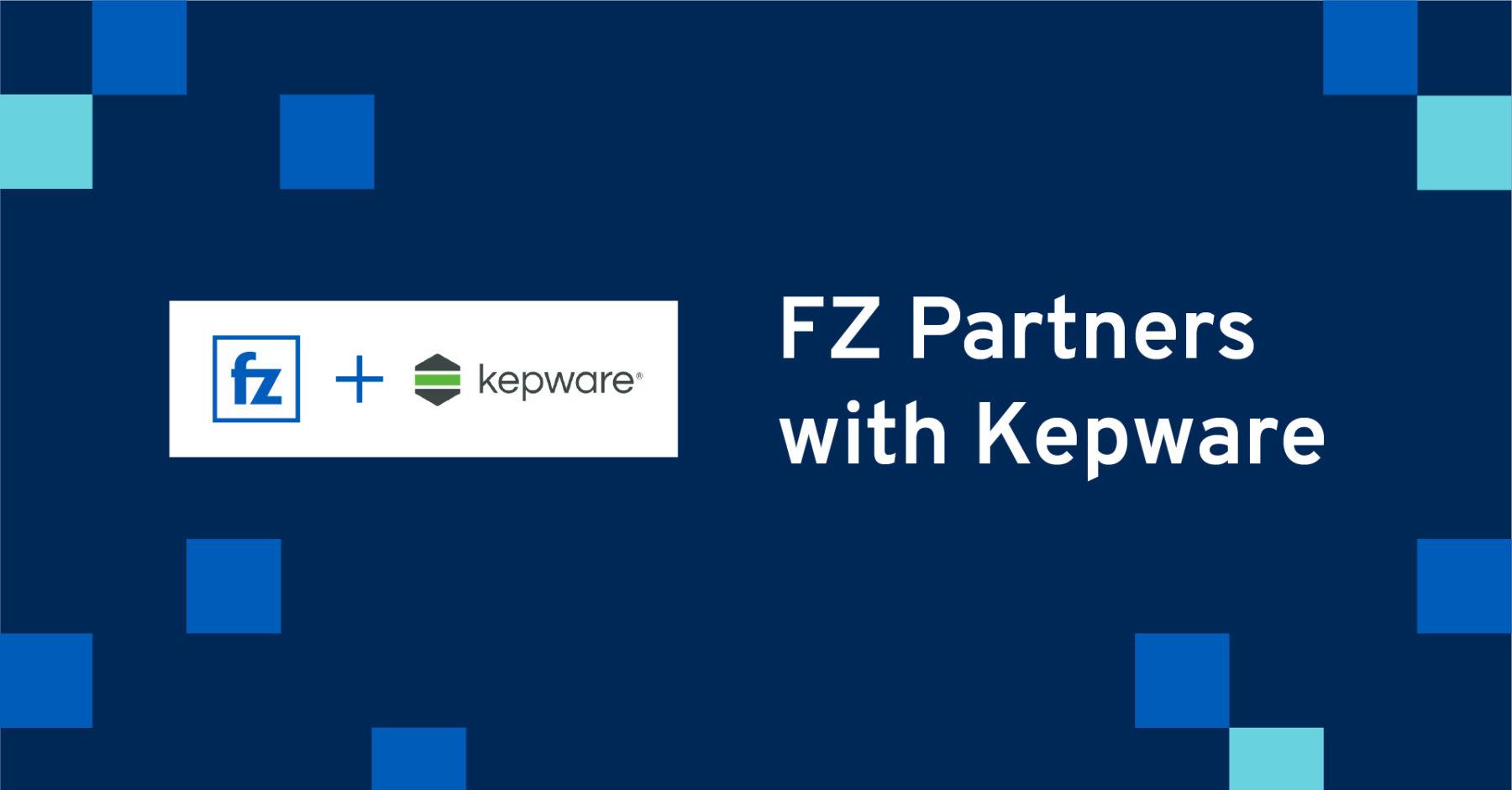 FZ partners with Kepware
