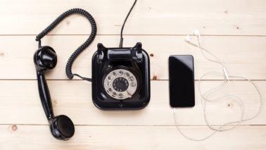 old phone and new phone | migration vs modernization