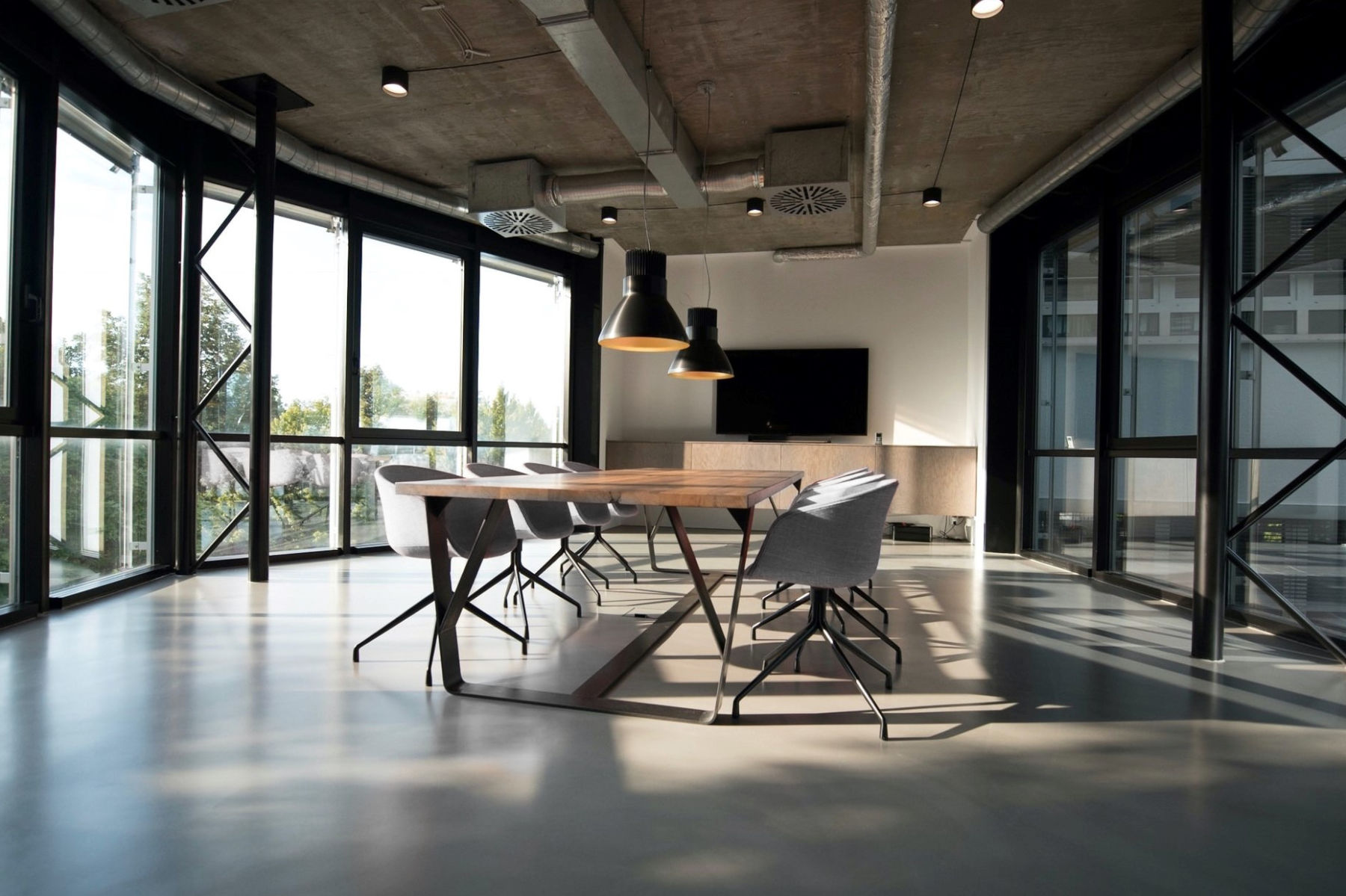conference room | the future of work