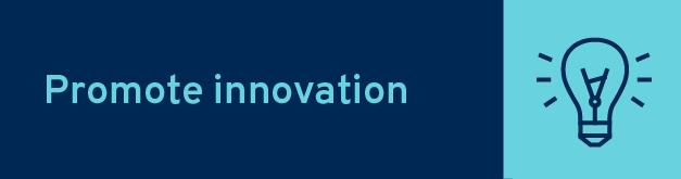 Prmote Innovation