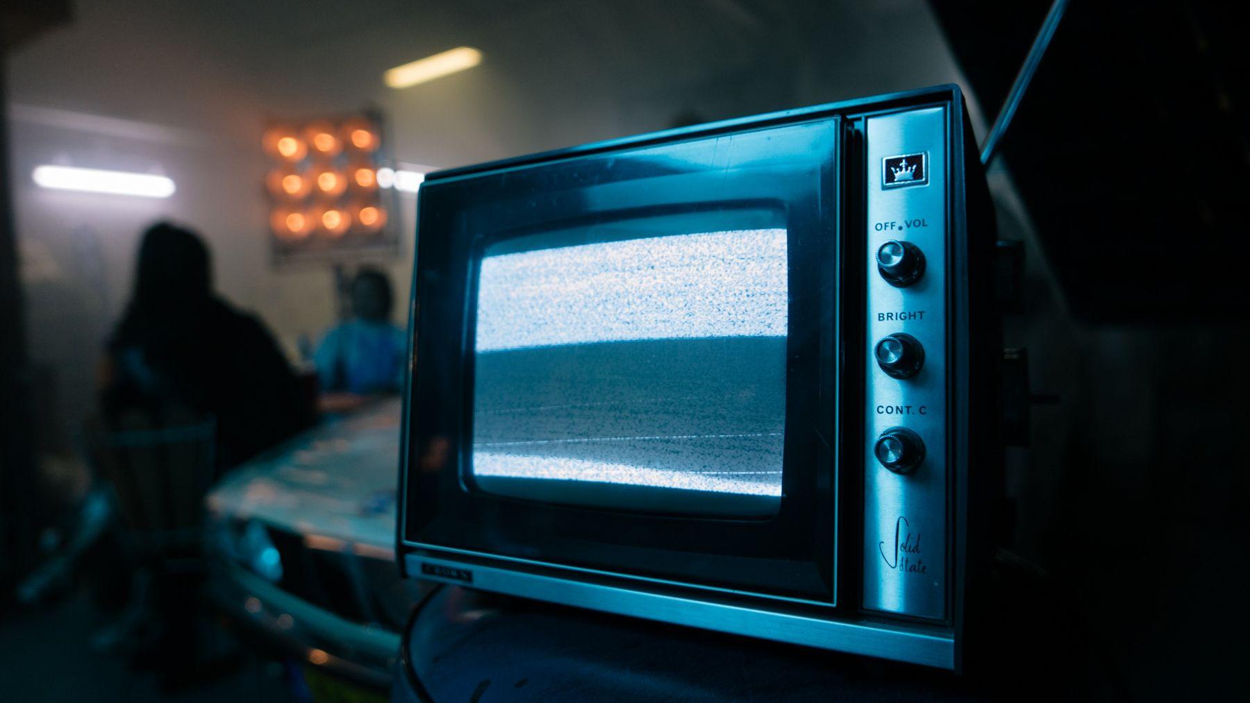 Staticky TV