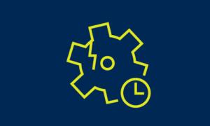 broken gear icon