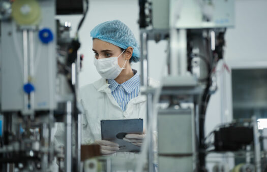 medical device manufacturing facility