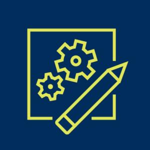 Design Assist Design build icon