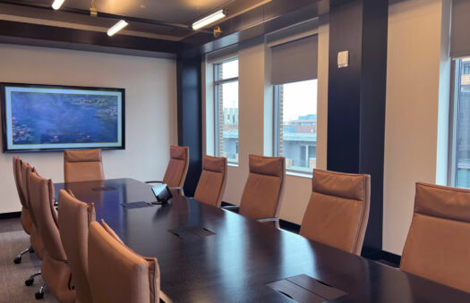 Board room - av solutions