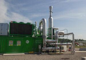 large industrial generator